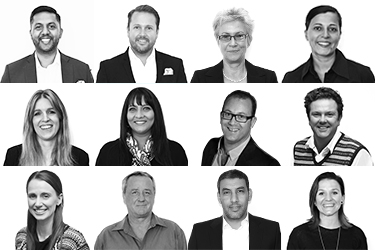 Meet our award winning agency team