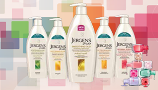 Campaign for Jergens