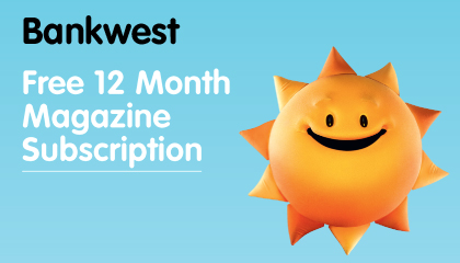 Bankwest Financial Health Checks incentive campaign