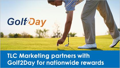 Golf2Day and TLC Marketing