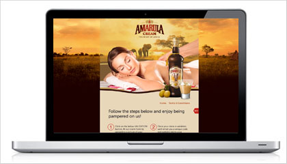 Amarula and TLC pamper customers