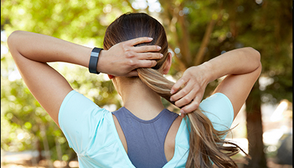 TLC Marketing in partnership with Fitbit