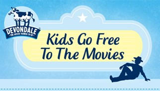 Murray Goulburn Devondale Kids Go Free Incentive Campaign on pack marketing