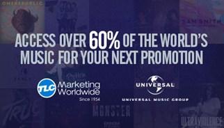 Access over 60% of the world's music