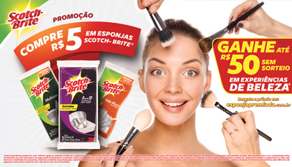 TLC Marketing lança campanha para a Scotch-Brite