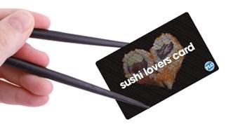 Sushi Lovers Card – A melhor oferta de Sushi do Brasil