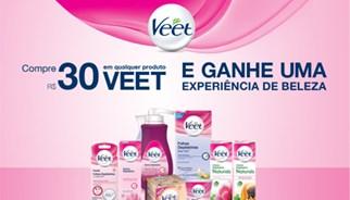 TLC Marketing desenvolve campanha com a Veet
