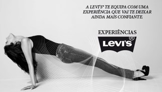 A TLC Marketing lança campanha com a Levi´s