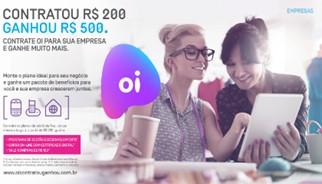 TLC Marketing Brasil assina campanha promocional para Oi PME