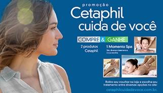 Promoção: Cetaphil cuida de você