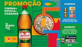 Guaraná combina com Yoki