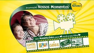 Promoção Nossos Momentos Nestlé Ninho