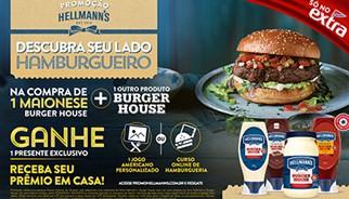 Promoção Hellmann's Burger Haus