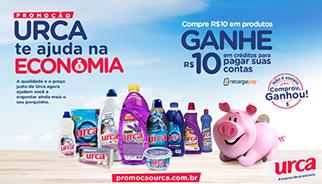 Promoção da TLC Marketing dá R$10 em créditos na compra de produtos Urca