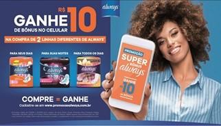 Campanha desenvolvida pela TLC Marketing premia consumidores com R$10