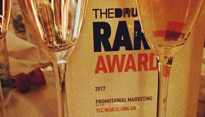 Promotion agency of the year 2017