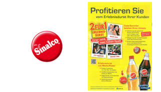 Sinalco Sammelaktion TLC Marketing Lebensmittelzeitung
