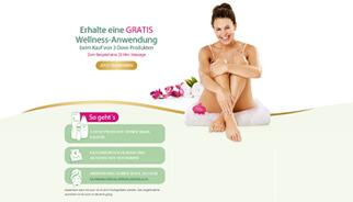Dove Wellness Aktion