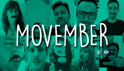 Movember TLC Trust TLC Marketing