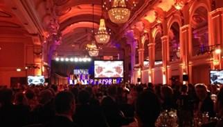 Ifs ProShare Awards 2014