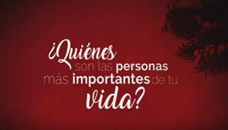 ¿Quiénes son las personas más importantes de tu vida?