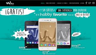 wiko campaña con TLC Marketing