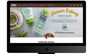 campañas de verano con tlc marketing ganier jonhson and jonhson
