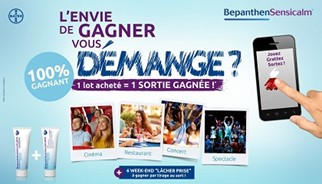 Bayer campaña promocional TLC Marketing