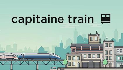 Partenariat du mois: Capitaine Train