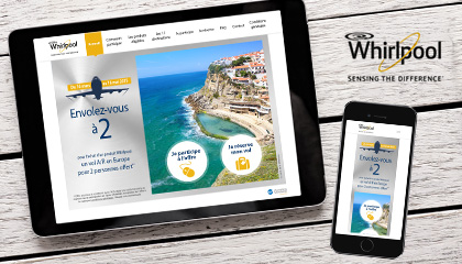 Campagne Whirlpool