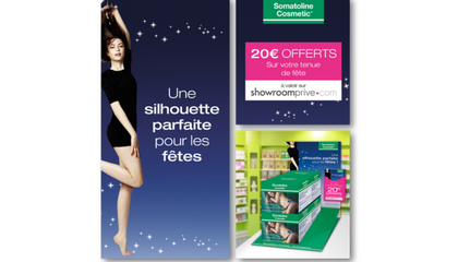 Campagne TLC Marketing pour Somatoline Cosmetic