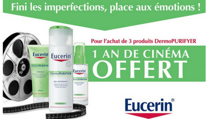 Campagne TLC Marketing pour Eucerin