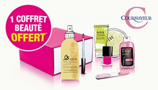 Campagne Courmayeur avec Glossy Box