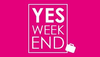 Yes week end !