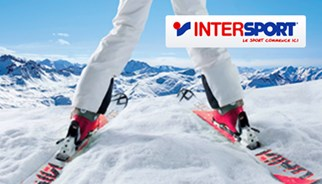 Le partenariat TLC : Intersport