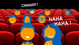 Les Français et love cinéma