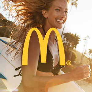 Mcdonalds campaign from TLC Marketing