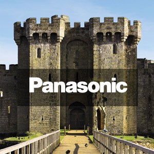 Panasonic campaign from TLC partnering with The National Trust