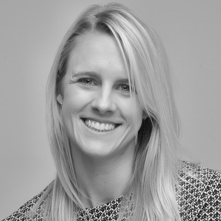 Katie, Group Operations Director, Global
