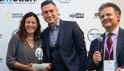 Promotion Award 2017 innovazione