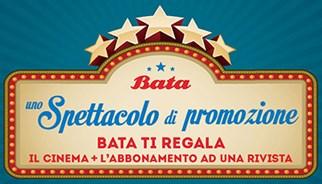 Parte la nuova campagna promozionale di TLC Marketing nei Bata.