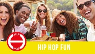 Campagna promozionale Binda Hip Hop