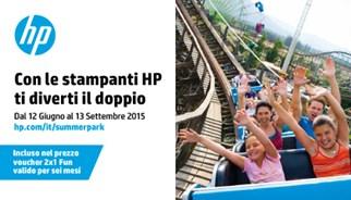 Campagna promozionale HP