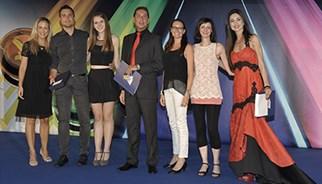 Mediastars Awards primo premio di categoria Zuegg Passione e talento