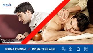 Campagna promozionale Quixa