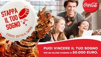 Campagna promozionale Coca Cola