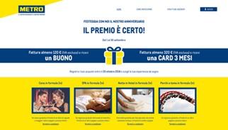 TLC Marketing realizza la campagna a premio certo di Metro Italia