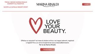 Love your Beauty Marina Rinaldi