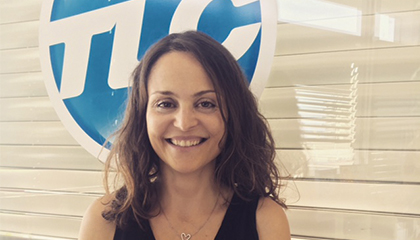 Zurita Fernandes é a nova Diretora Criativa da TLC Marketing