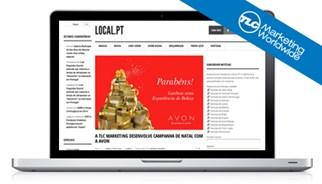 TLC Marketing desenvolve campanha de Natal com a Avon